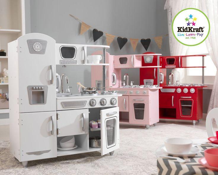 KidKraft Vintage Kitchen - White for ONLY $81.59!! Reg.$146.93 - http://supersavingsman.com/kidkraft-vintage-kitchen-white-81-59-reg-146-93/