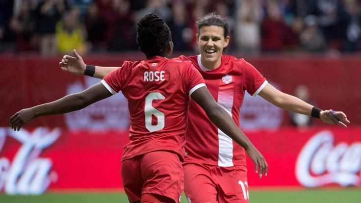 Judy Owen   Christine Sinclair always has the spotlight on her, but the veteran captain says soccer fans should keep an eye on her young, talented teammates. When Canada's national women's squad takes on Costa Rica Thursday in a friendly at Winnipeg's Investors Group Field,... - #CBC, #Christine, #Promising, #Ready, #Share, #Sinclair, #Sports, #Spotlight, #World_News, #Youth