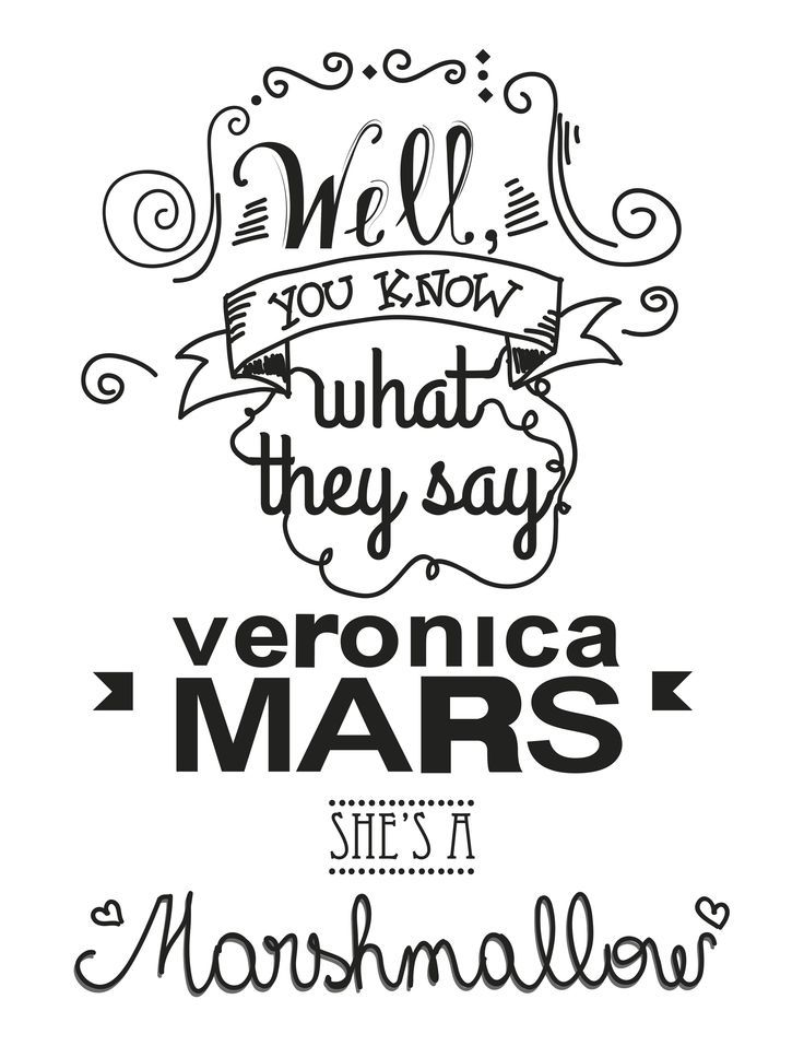 veronica mars quotes - Google Search
