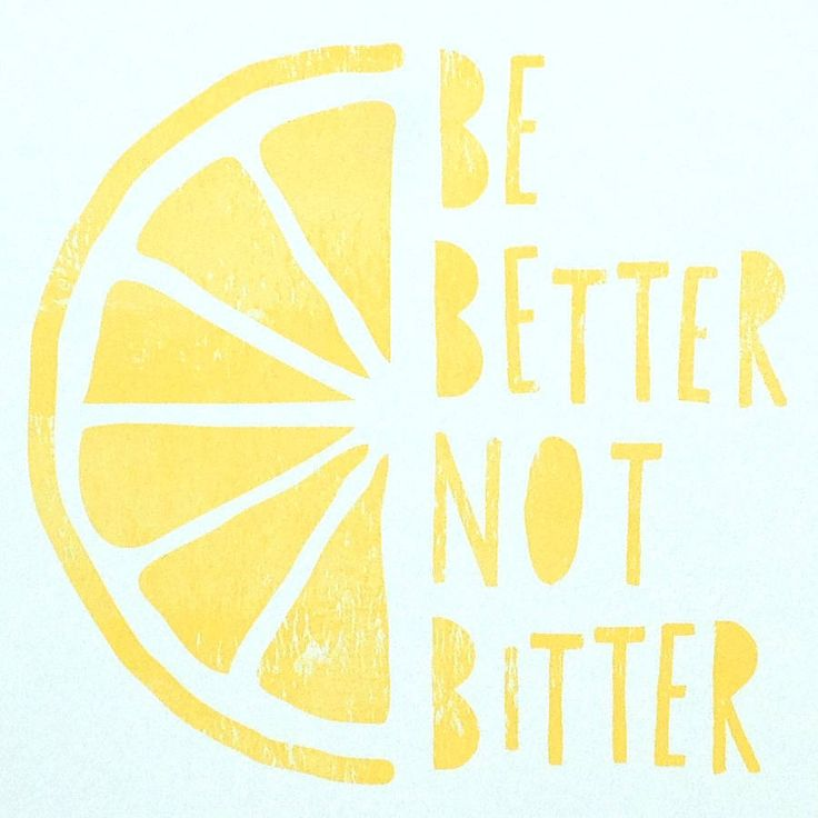 Be better, not bitter. I think you have to just train your mind so it doesn't always revert to thinking the worst. (Easy to say because I still struggle lol)