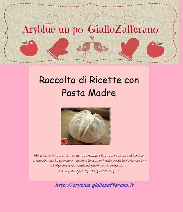 Raccolta di Ricette con Pasta Madre - PDF