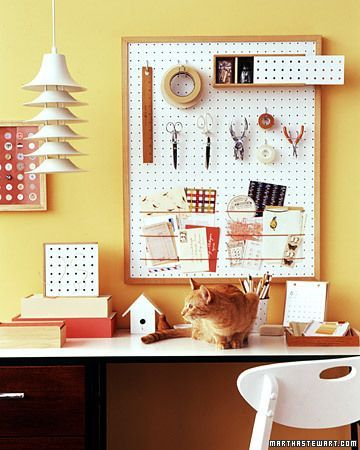 Pegboard - here is hoping husband see's this hint! and Santa or he magics this up ;)