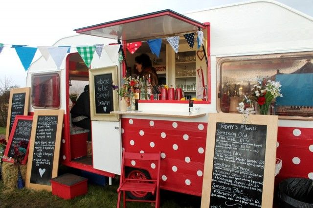 burger van?? A vintage wedding burger van could be just the thing to make your wedding stand out for guests.