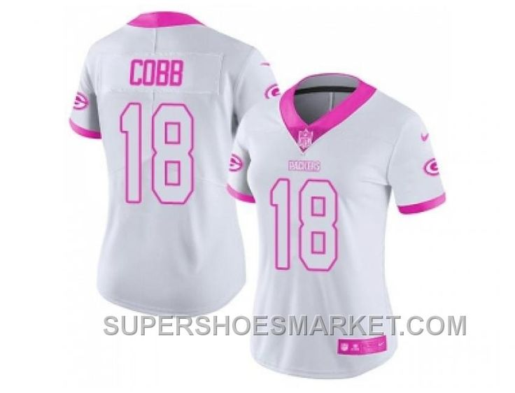 http://www.supershoesmarket.com/womens-nike-green-bay-packers-18-randall-cobb-white-pink-stitched-nfl-limited-rush-fashion-jersey-copuon-code-hmxeb.html WOMEN'S NIKE GREEN BAY PACKERS #18 RANDALL COBB WHITE PINK STITCHED NFL LIMITED RUSH FASHION JERSEY COPUON CODE HMXEB Only $23.13 , Free Shipping!