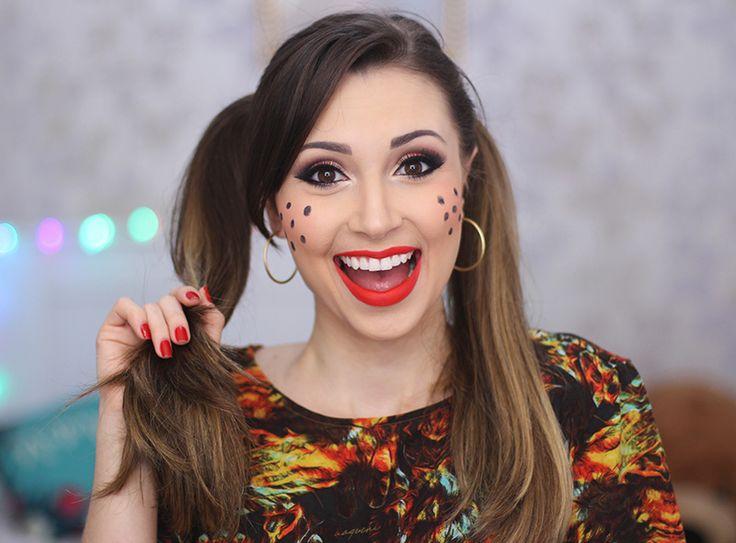 Fashion Bubbles - Moda como Arte, Cultura e Estilo de Vida Caipira Chique - Inspirações de maquiagem e penteados para festas juninas