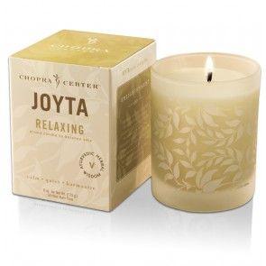 Joyta Relaxing Aroma Candle to Balance Vata