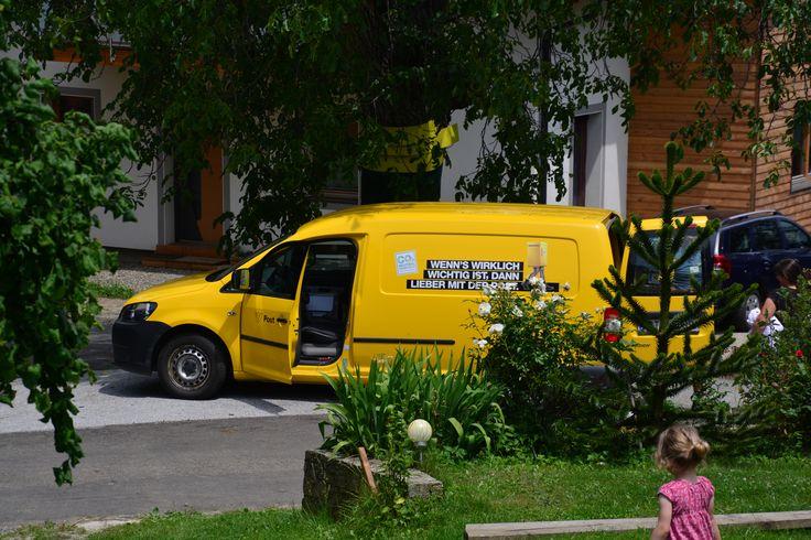 Was kostet ein Brief nach Österreich: Versand aus Deutschland, Lieferung nach Österreich und Zustellung mit der Österreichischen Post innerhalb von rund drei Tagen