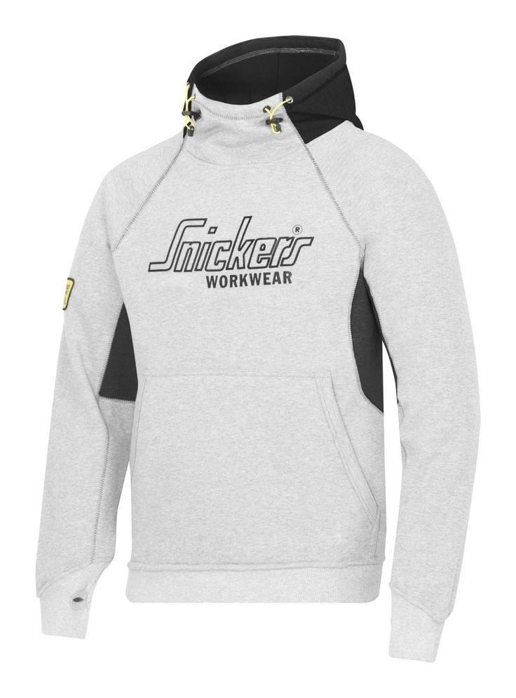 Logo Hoodie — Snickers Workwear