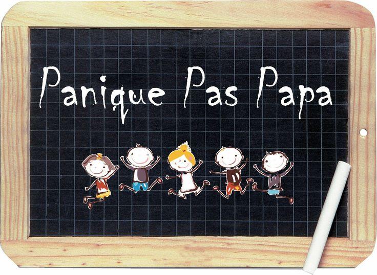Logo de Panique Pas Papa