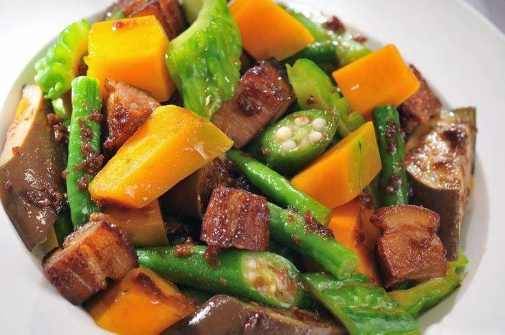 Kusina Master Recipes: Pinakbet