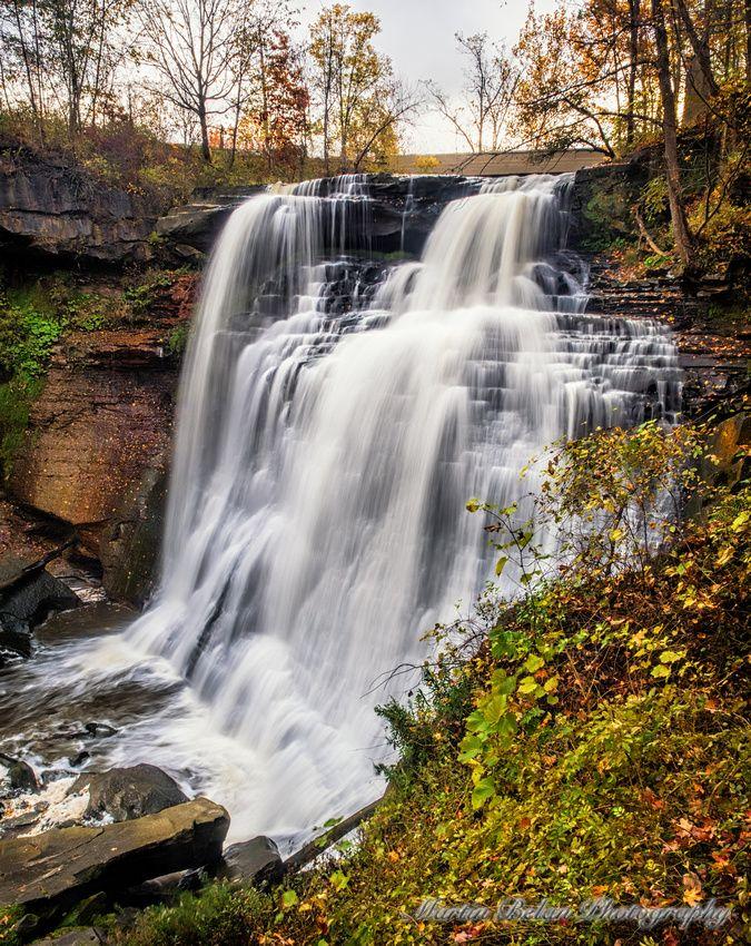 Brandy Wine Falls, Cuyahoga Valley National Park