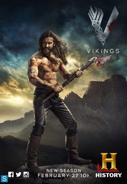 Segunda temporada de Vikings