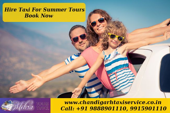 Get Ready !! Hire Taxi For #Summer Tours !! Enjoy Holiday in #Manali #Shimla #Dharamshala #Dalhousie  Visit: http://www.chandigarhtaxiservice.co.in