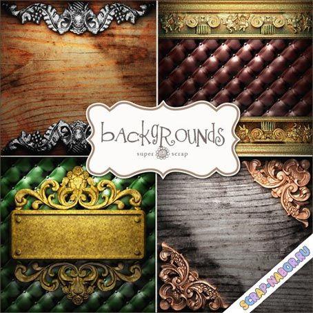 Скрап-наборы для фотошопа - Фоны / Backgrounds - Скрап-наборы, скрапы скачать бесплатно