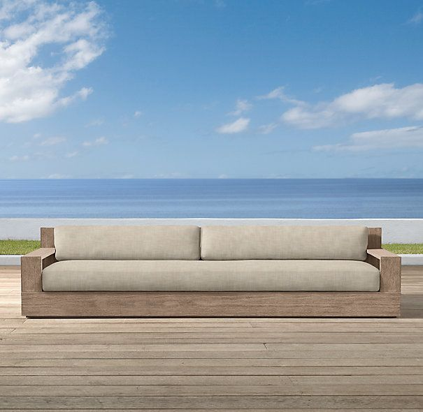 21 best outdoor furniture images on pinterest backyard for Sofa exterior marbella