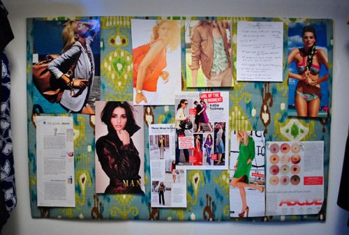 I have the biggest folder of magazine tear sheets. I need to make a board for the downstairs closet. Check Check, project complete.Pin Up Fashion, Outfit Ideas, Fashion Ideas, Style Inspiration, Inspiration Boards, Corks Squares, Corks Boards, Closets Inspiration, Fabrics Covers