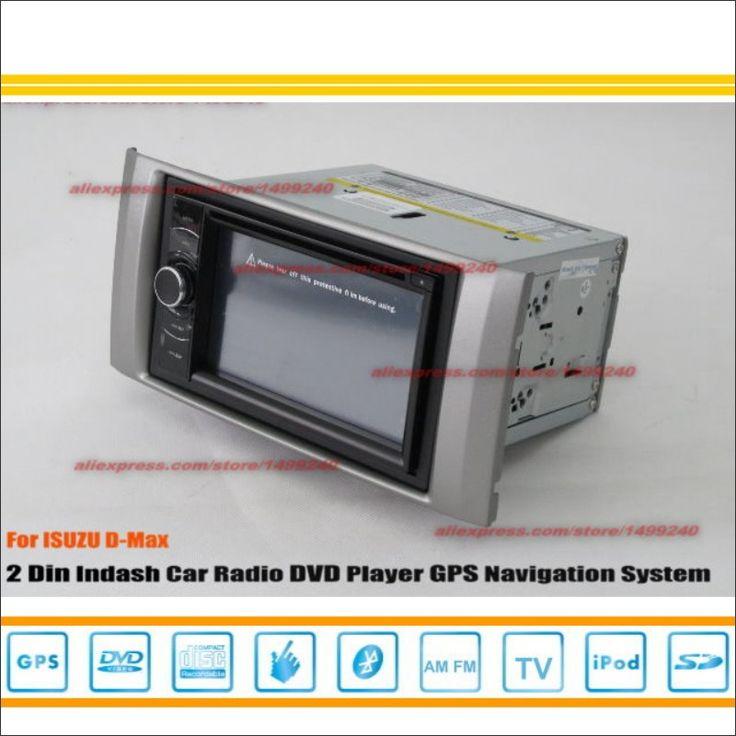 For Isuzu D-Max D Max 2009~2011 - Car Radio reo CD DVD Player GPS NAVI / HD Touch Audio Video S100 Nav Navi Navigation System #Affiliate