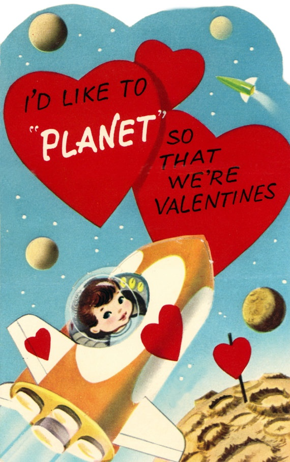 157 best Will you be my valentine images on Pinterest  Vintage