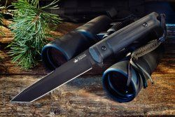 Aggressor AUS-8 Black