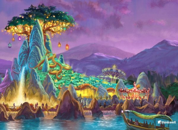 Thinkwells Dave Cobb Theme Park Nerdity And Jurassic Dreams