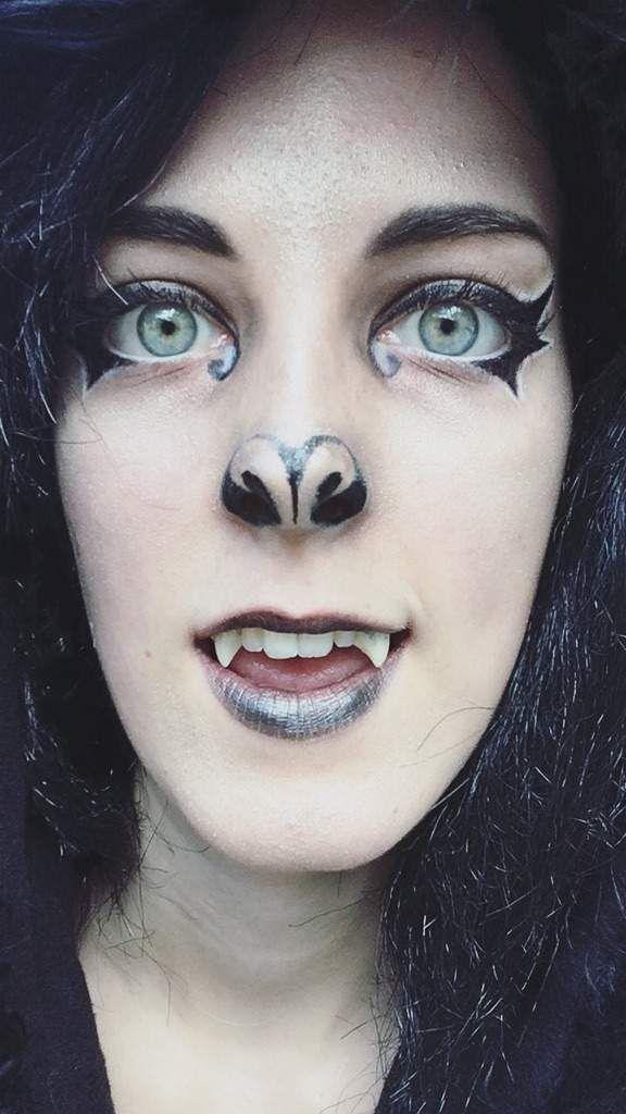Bat Makeup Halloween Costume.Pin On Sophie Halloween