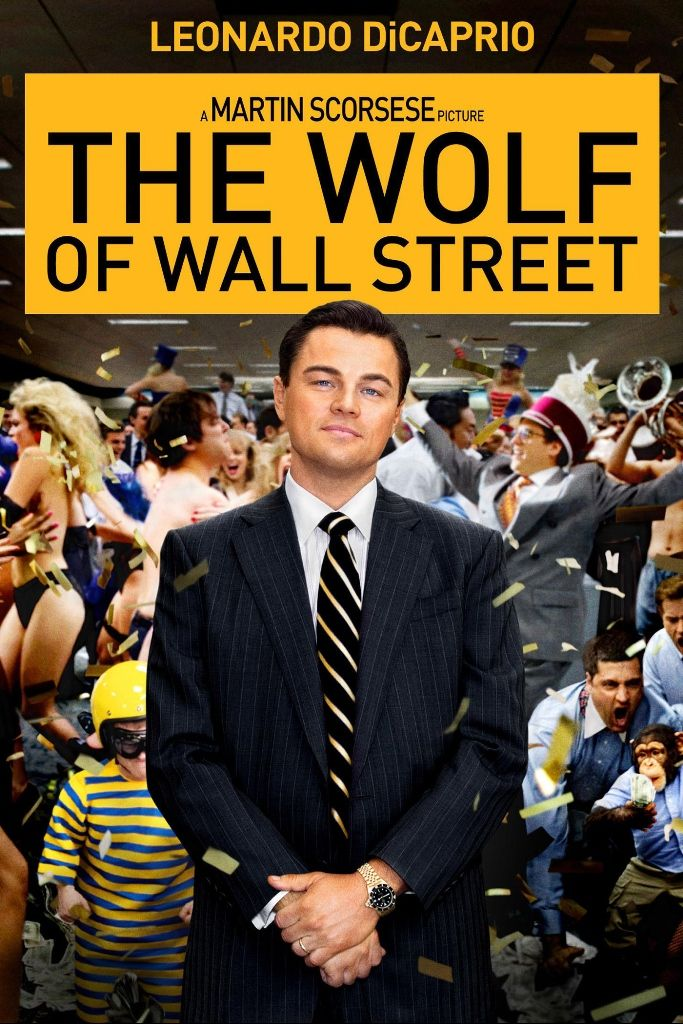 The Wolf of Wall Street (2013): I thoroughly enjoyed the movie... until I realized that Jordan Belfort and the rest of his cronies had absolutely no redeeming qualities about them whatsoever. I actually found myself hating these characters. The only one I even sympathized with a little was Jordan's first wife. Are there really people like this in this world?