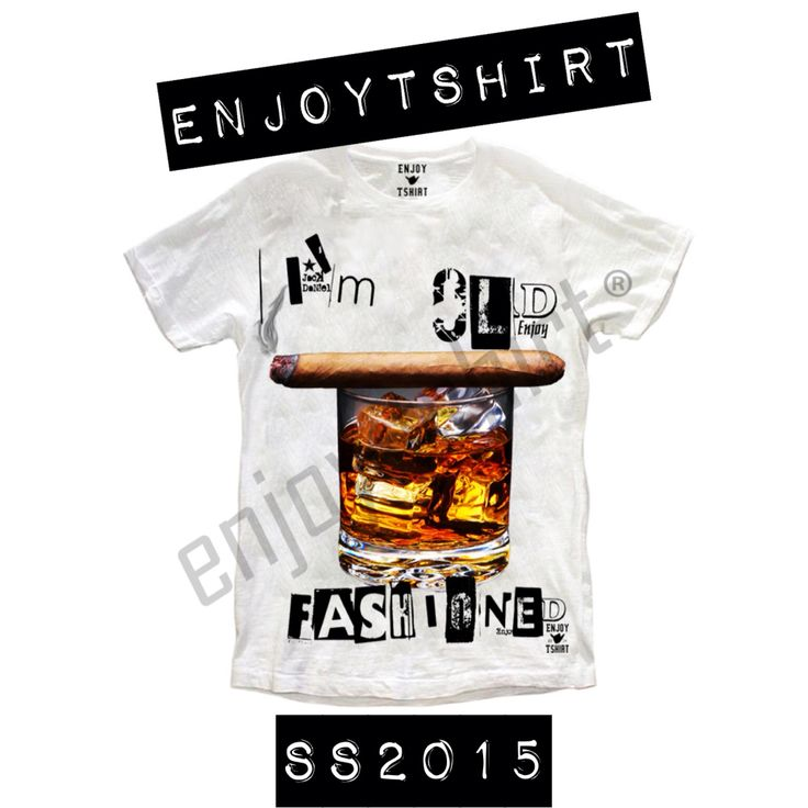 New Collection #enjoytshirt #SS2015  info@enjoytshirt.com  www.enjoytshirt.com