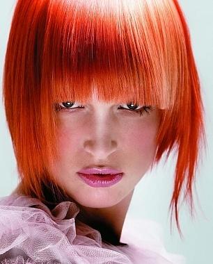 Dramatic Hair Color Ideas 2012
