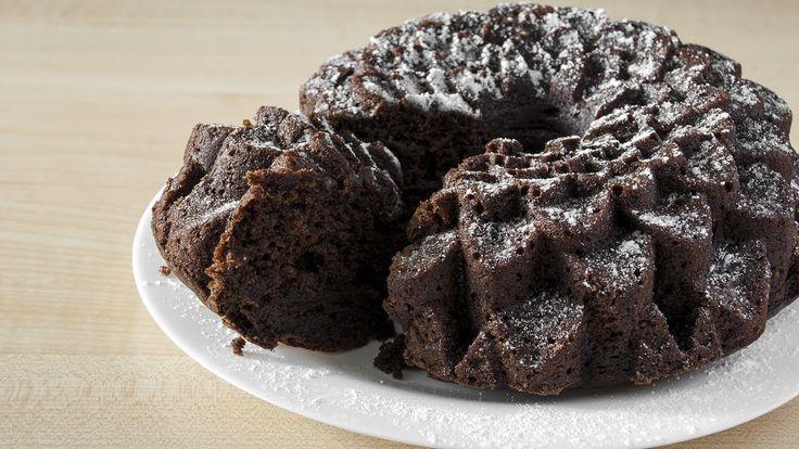 Шоколадный кекс (брауни) без яиц. ЗА 5 МИНУТ!