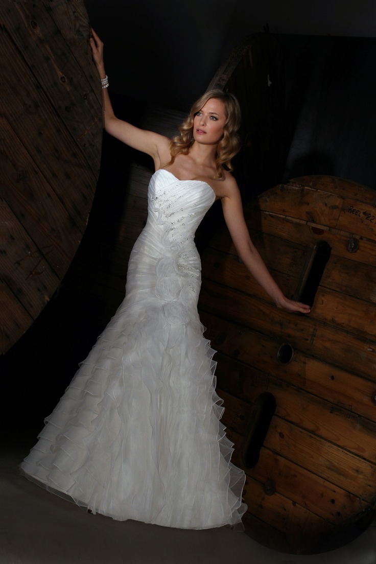 Impression bridal style 10151 avaliable in ivory and for Wedding dresses galleria houston