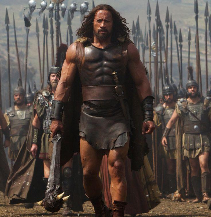 Dwayne Johnson Confirmed for Brett Ratner's 'Hercules ...