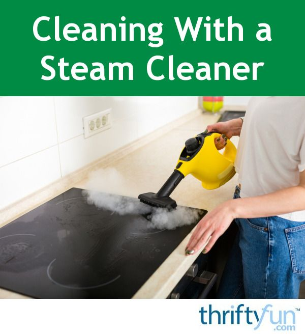 Steam cleaning is an effective way to clean and disinfect any area of your home. This is a guide about cleaning with a steam cleaner.