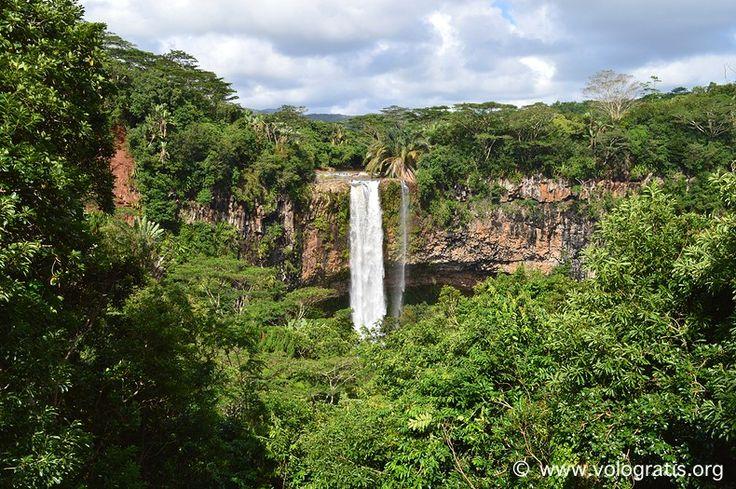 Waterfalls in Chamarel #Mauritius #travels #nature #viaggi #viaggiare