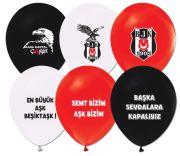 Beşiktaş Doğum Günü Balonları