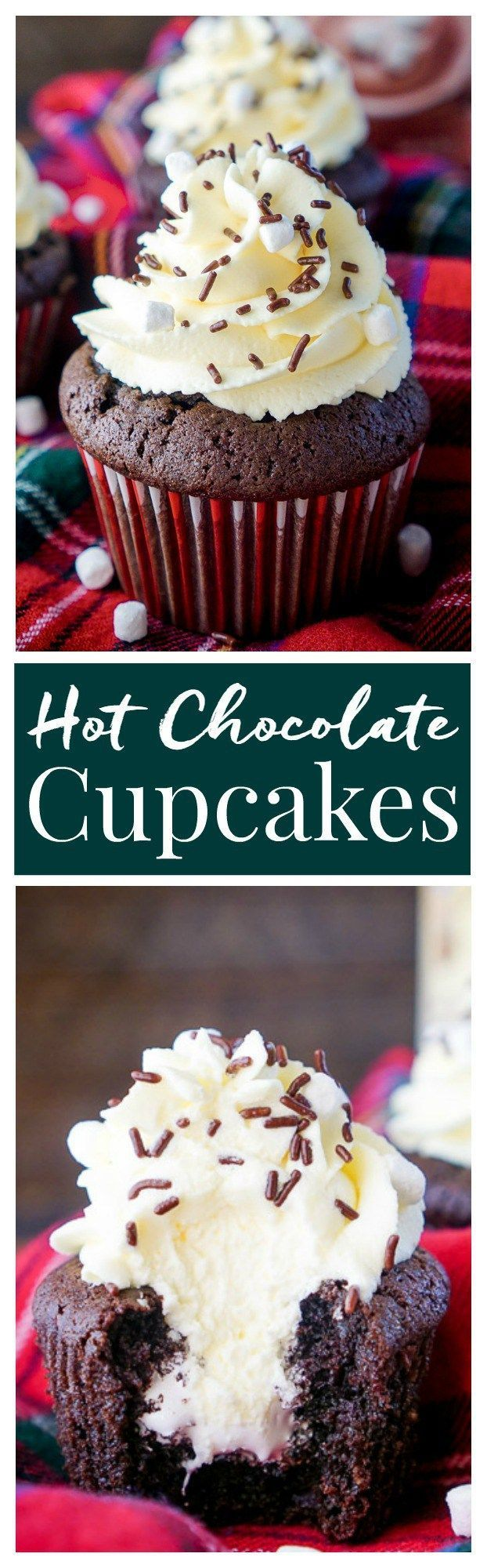 Best 25+ Hot chocolate cupcakes ideas on Pinterest | Cooking ...