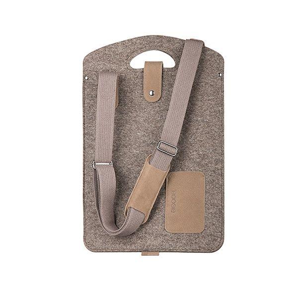 http://designersko.pl/boogiedesign-torba-lapp-2 - Torba LAPP z paskiem materiałowym - Boogie Design  #design #dizajn #lifestyle #bag #bags