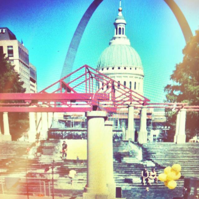 St.Louis 2012 Mission Tour