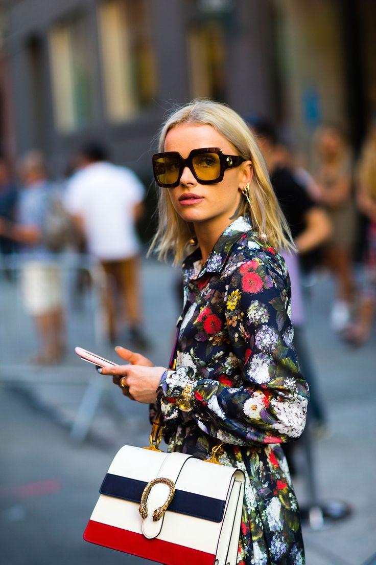 NYC Fashion Week. Julia K.