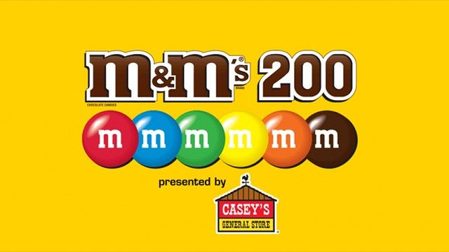 The Nascar Camping World Truck Series M&M's 200 Presented by Casey's General Store, from Iowa Speedway