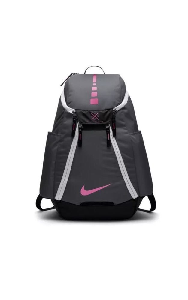 d6980c0b59c5 Nike Hoops Elite Air Max Team 2.0 Backpack Breast Cancer BA5259-061  Nike   Backpack