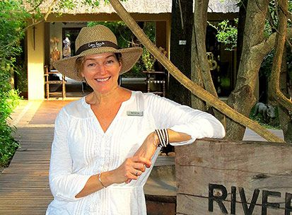 Patricia - Ivory Lodge Manager #MOREpeople