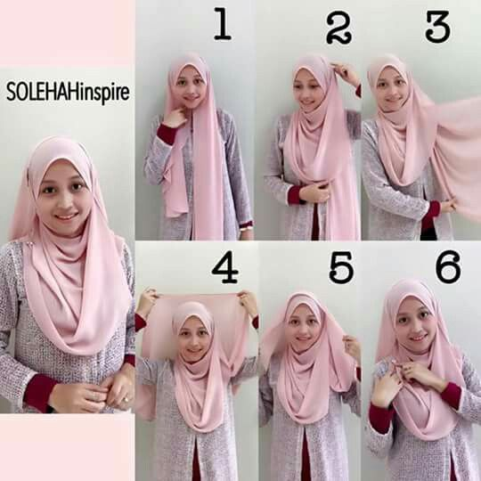 Sweet and easy shawl tutorial