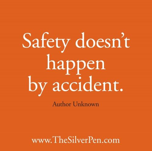 Funny Work Safety Quotes: Work Safety Quotes