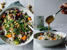 Een nieuw weekmenu voor een nieuwe week. Vijf lekkere, makkelijke en gezonde (vegan) recepten om de werkweek goed mee door te komen.