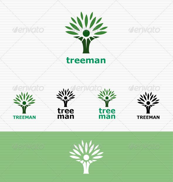 Treeman Logo #GraphicRiver Excellent logo template for volunteer companies, nature, eco related businesses and companies. Fully editable and resizable vector logo. Illustrator AI file (CS and higher). Illustrator EPS file (CS and higher). Editable text. Font used: Verdana Created: 15November12 GraphicsFilesIncluded: VectorEPS #AIIllustrator Layered: Yes MinimumAdobeCSVersion: CS Resolution: Resizable Tags: eco #free #green #human #leaves #man #nature #tree #volunteer