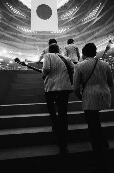 The Beatles in Japan, 1966