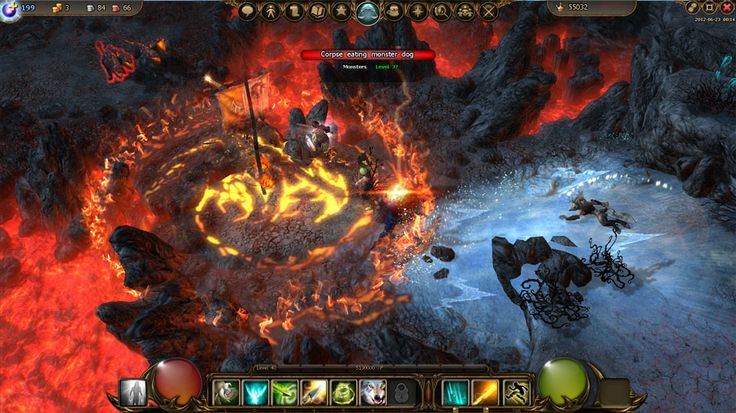 DRAKENSANG is an amazing browser-based RPG with excellent graphics and PvP options.