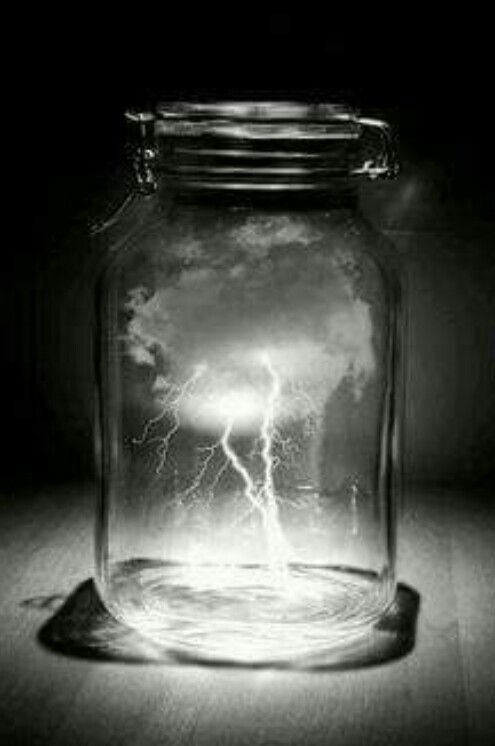 I want this as a tattoo bottled storm