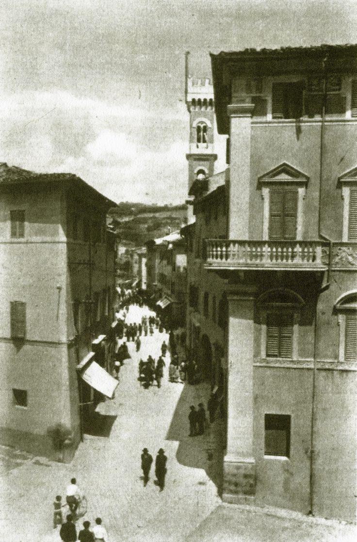 Anni 30 - Corso Vittorio Emanuele II