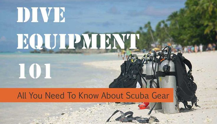 Are you a newbie diver and want more knowledge about your scuba diving gear? Read our complete guide on scuba diving gears and learn everything you need to know about the dive equipment you use.